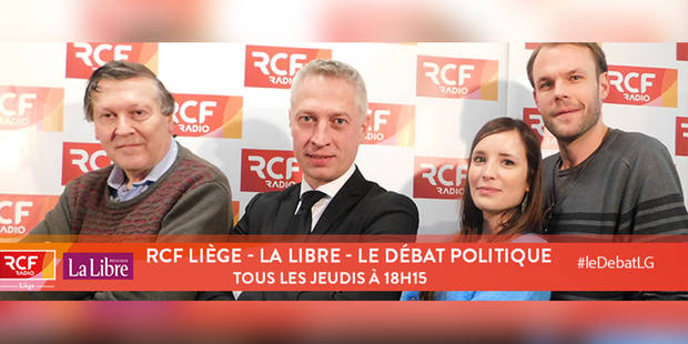 La Ville de Liège en débat sur RCF - La Libre