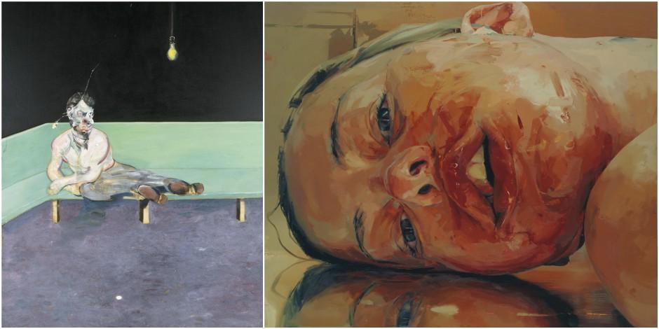 Bacon, Freud, peindre l'humain dans sa chair - La Libre