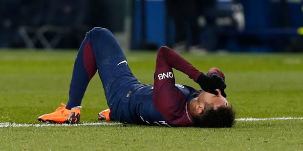 """PSG: Neymar """"sera opéré en fin de semaine au Brésil"""" - La Libre"""