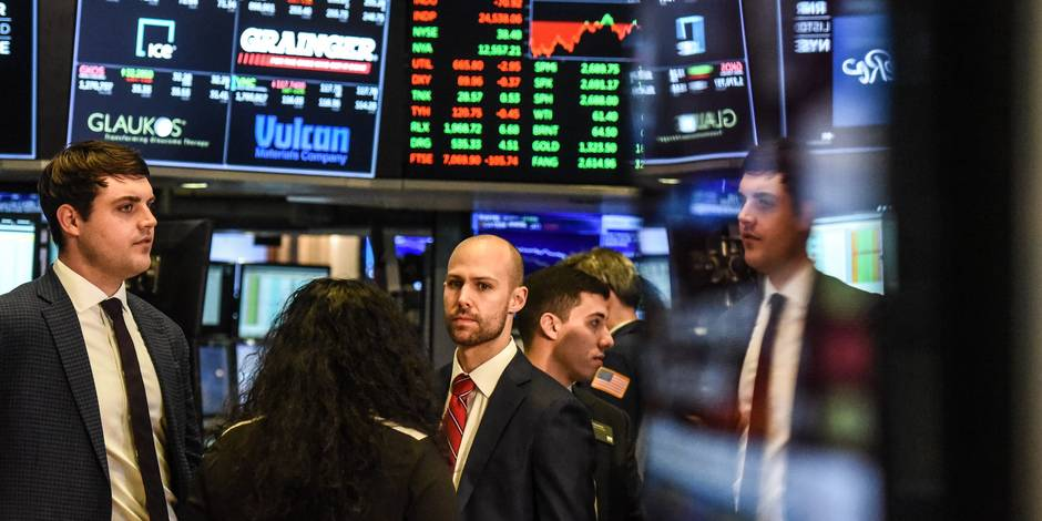Revue boursière: Trump amplifie une nouvelle vague de dégagements
