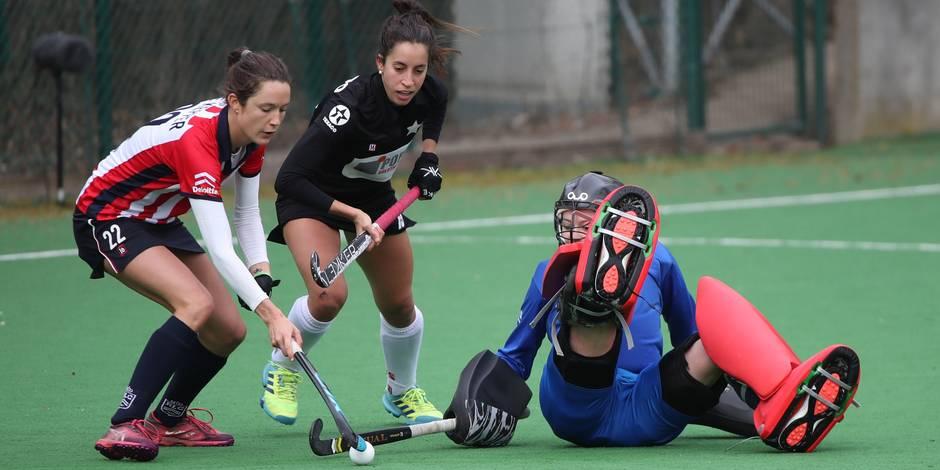 Championnat de Hockey Dames Honneur : Festival de beau hockey au Léopold et au Dragons - La Libre
