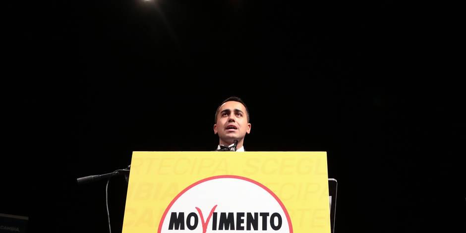 En Italie, 5 choses à savoir sur le Mouvement 5 Etoiles