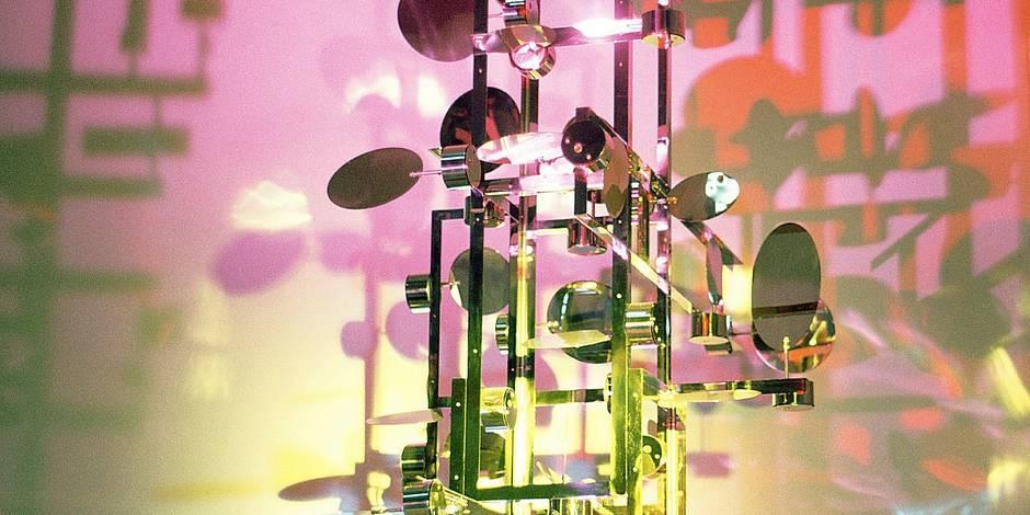 Des sculptures cybernétiques pour animer nos villes - La Libre