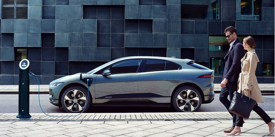Jaguar lance l'I-Pace et tire la première salve sur Tesla