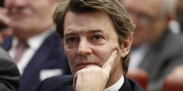 France: l'ancien ministre de l'Economie, François Baroin, rejoint la banque Barclays - La Libre