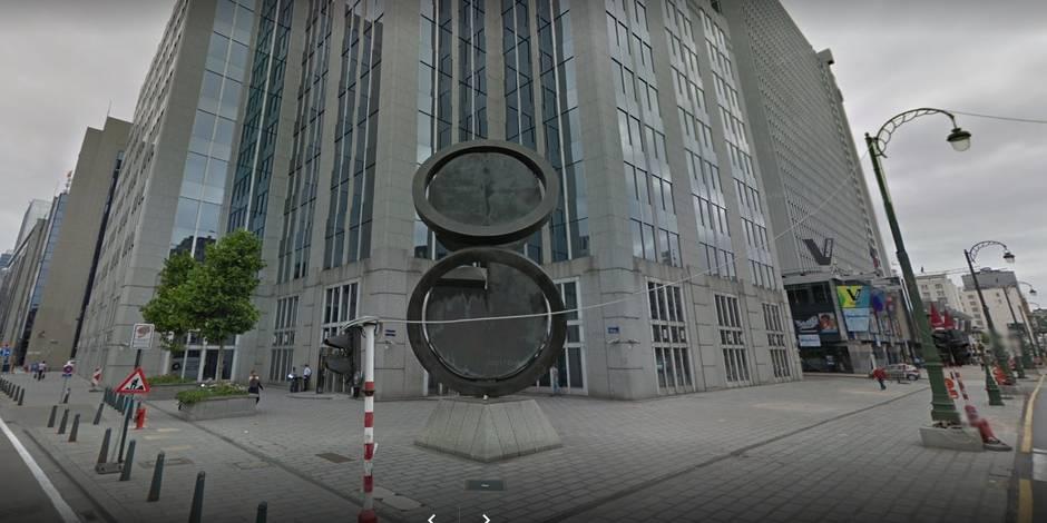 Euroclear déménage sa holding de Londres à Bruxelles