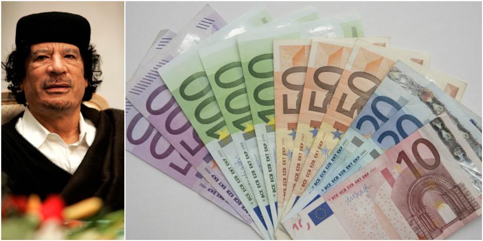Dix milliards de fonds libyens gelés en Belgique ont disparu