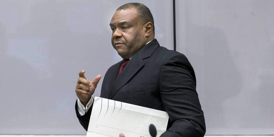 CPI : des charges contre Jean-Pierre Bemba confirmées