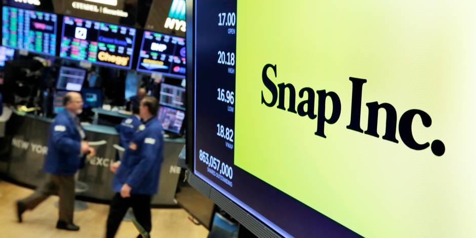 Snapchat sur le point d'annoncer son plus grand plan de licenciement depuis son entrée en bourse