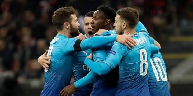 Europa League: Marseille déroule face à Bilbao, la Lazio accrochée à domicile, Arsenal s'impose à Milan (LES BUTS EN VID...