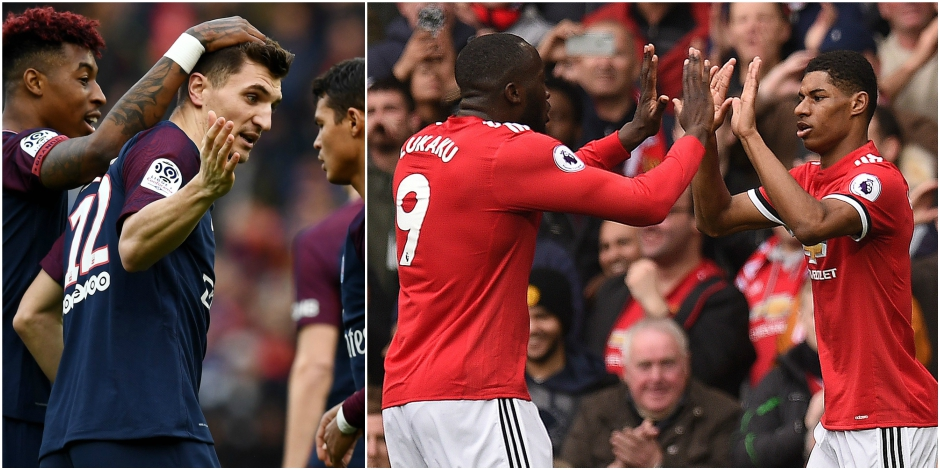 Belges à l'étranger: Meunier ouvre la marque pour le PSG, Lukaku à l'assist face à Liverpool (VIDEOS)