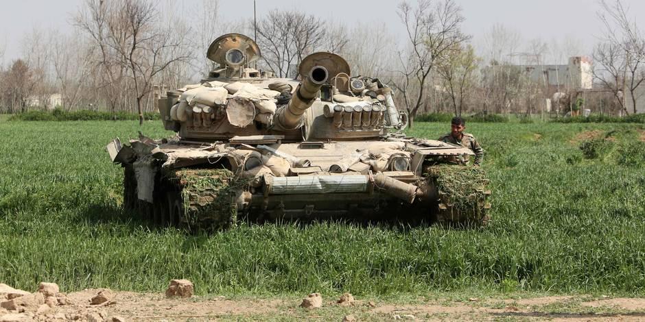 Percée majeure du régime syrien dans la Ghouta orientale