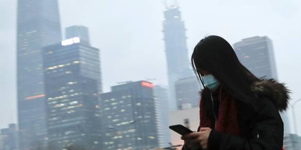 La Chine en train de gagner sa guerre à la pollution, selon une étude américaine - La Libre