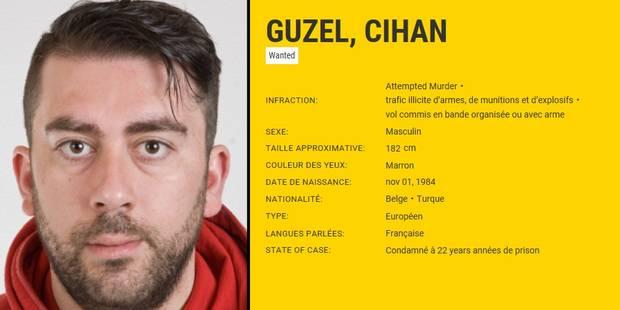 """Un nouveau """"most wanted"""" belge, recherché par la Grand-Duché - La Libre"""