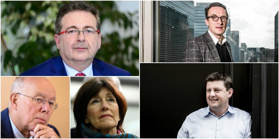 Le torchon brûle dans la famille socialiste bruxelloise - La Libre