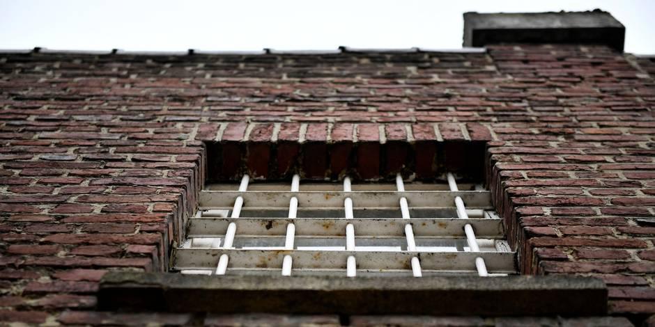 Le nombre de détenus dans les prisons diminue mais il reste un gros point noir à Bruxelles - La Libre