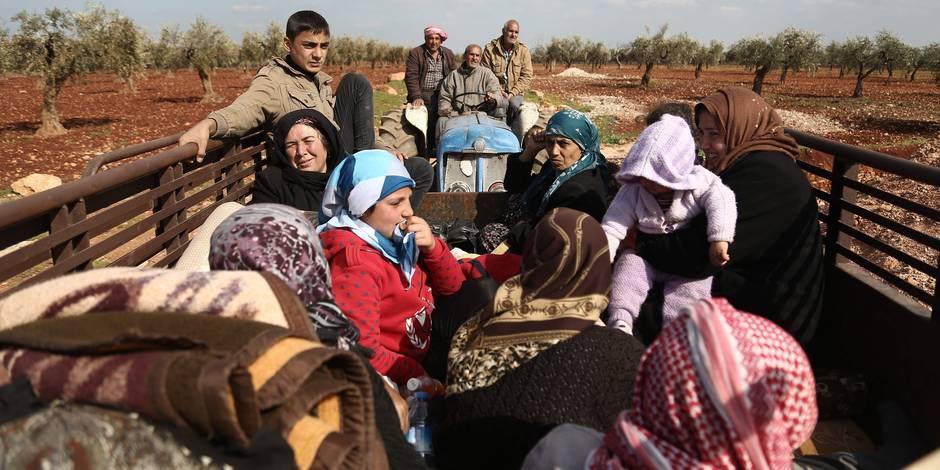 """""""Les Kurdes n'ont pour amies que leurs montagnes"""""""