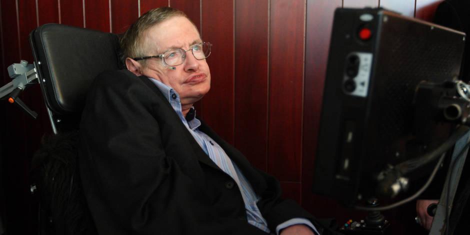 Edito: la dernière leçon de Stephen Hawking