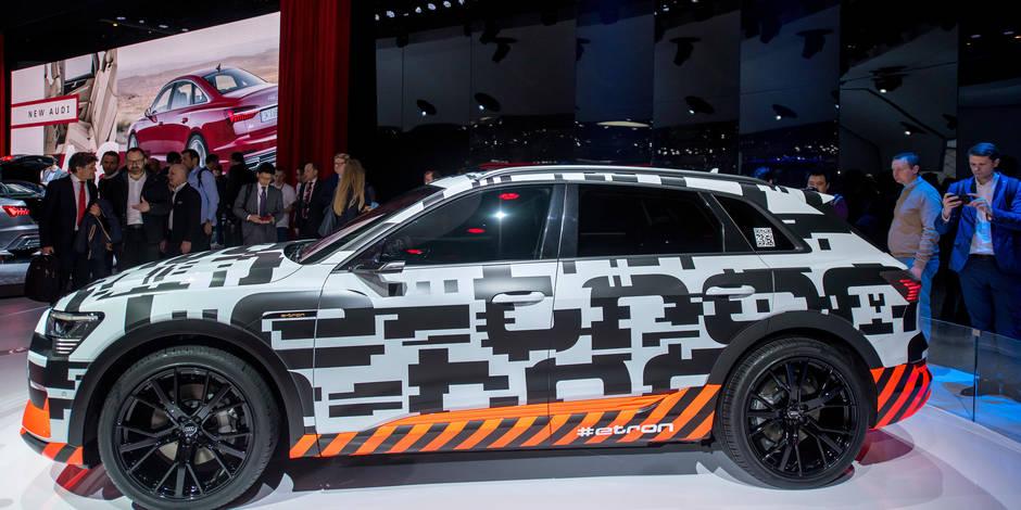 Audi amortit le choc dieselgate