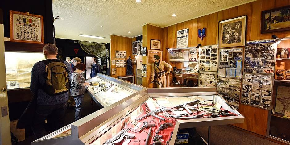 musee resistance Anderlecht histoire guerre