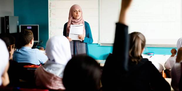 Une école islamique en projet à Genk - La Libre