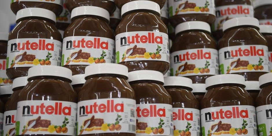 Nutella, encore et toujours à la fête