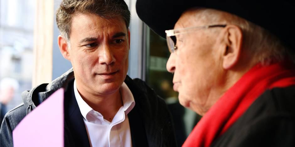 Olivier Faure, nouveau chef d'un PS en déshérence