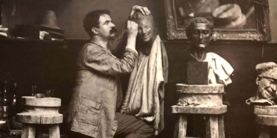 Medardo Rosso: le premier des sculpteurs modernes