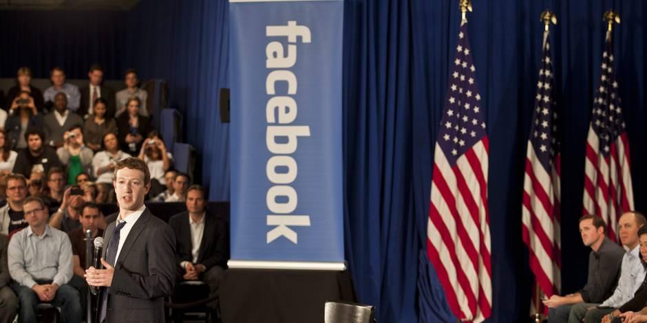 """""""C'est flippant"""", """"vertigineux"""": Voici tout ce que Facebook sait de vous"""