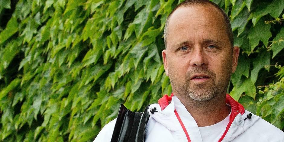 Rencontre avec Philippe Dehaes, le coach belge du nouveau phénomène du tennis féminin - La Libre