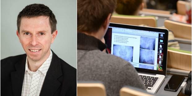 Un cours en ligne ne s'évalue pas au nombre de ses participants! (OPINION) - La Libre