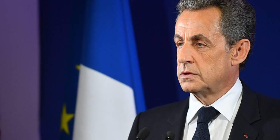 France: Nicolas Sarkozy arrêté pour avoir pris l'argent de Kadhafi