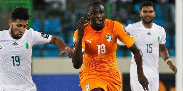 """Mais où est Yaya Touré ? Le joueur ivoirien reste """"introuvable"""" - La Libre"""