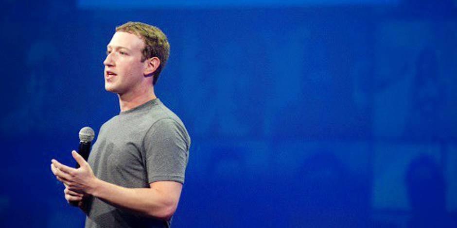 Piégé, Facebook tremble et fait… profil bas