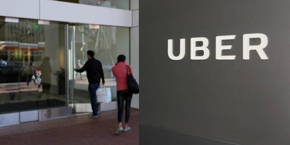 Uber va proposer des pourboires à ses chauffeurs