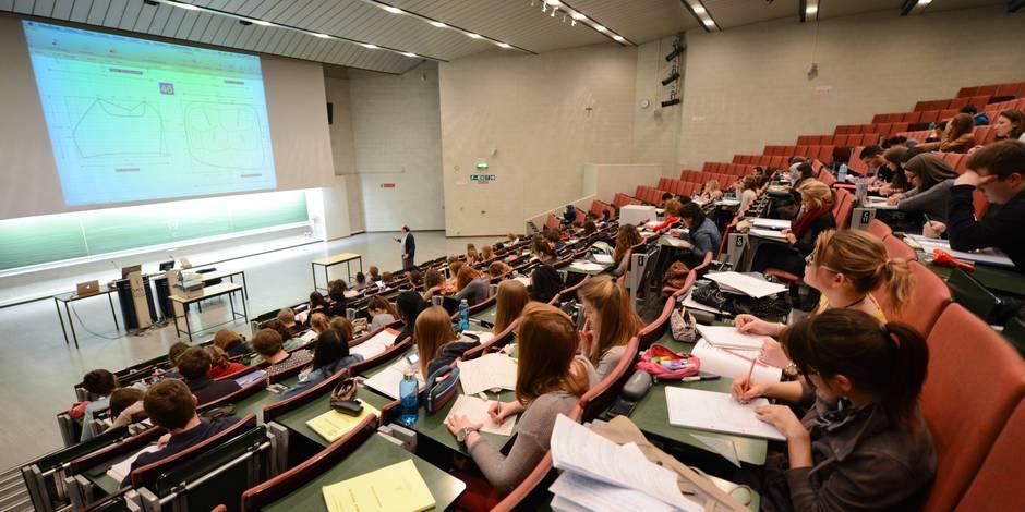 L'enseignement supérieur supplie l'Europe de lui libérer des budgets - La Libre
