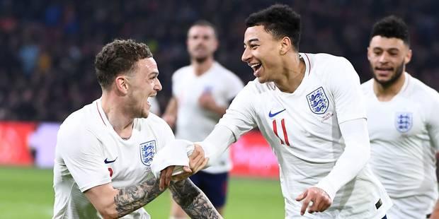 Pays-Bas-Angleterre, Tunisie-Iran, Allemagne-Espagne: découvrez les résultats des matches internationaux - La Libre