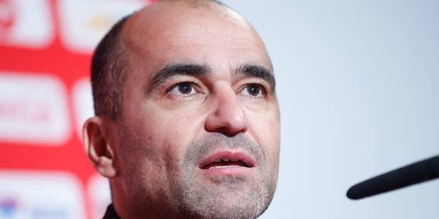 """Martinez a confiance en Mignolet: """"Il a été excellent contre le Japon"""" - La Libre"""