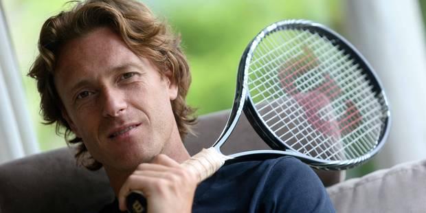 Dick Norman, nouveau directeur du tournoi de tennis ATP d'Anvers - La Libre