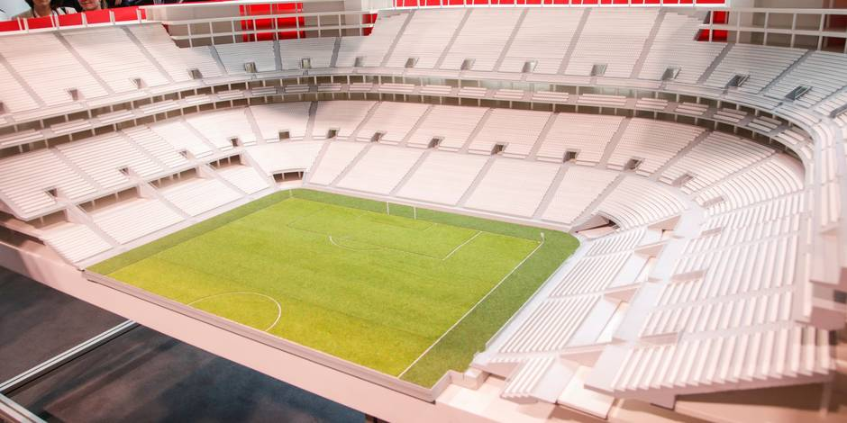 Stade national : la Ville de Bruxelles va rompre le bail avec Ghelamco, à la base du projet