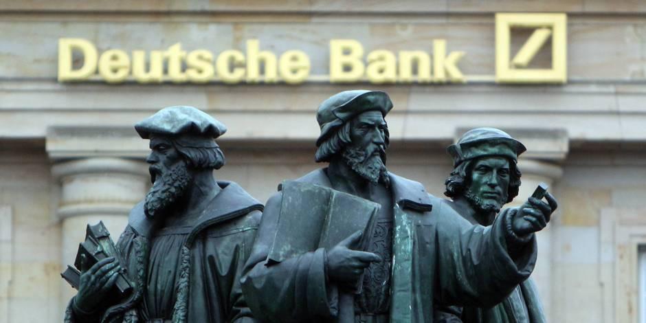 John Cryan sur le départ — DEUTSCHE BANK