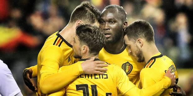 La Belgique gagne deux places au classement FIFA! - La Libre
