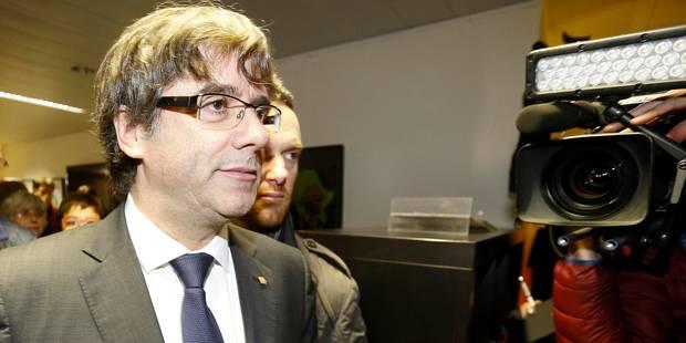 Carles Puigdemont porte plainte en Belgique: sa voiture était pistée avec une balise de traçage - La Libre