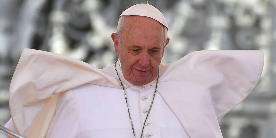 Le Vatican dément les propos prêtés au pape sur l'enfer