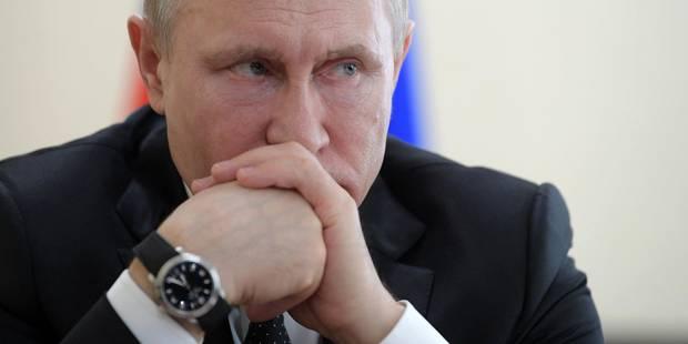 Affaire Skripal : la Russie ferme le consulat américain de Saint-Pétersbourg et expulse 60 diplomates américains - La Li...