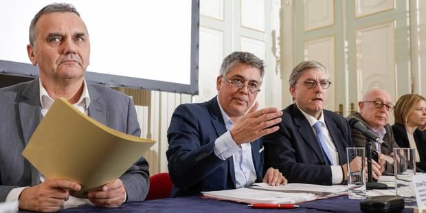 Feu vert du parlement bruxellois aux recommandations de la commission Samusocial - La Libre