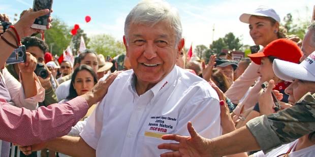 Immigration: les candidats à la présidentielle mexicaine répliquent à Trump - La Libre