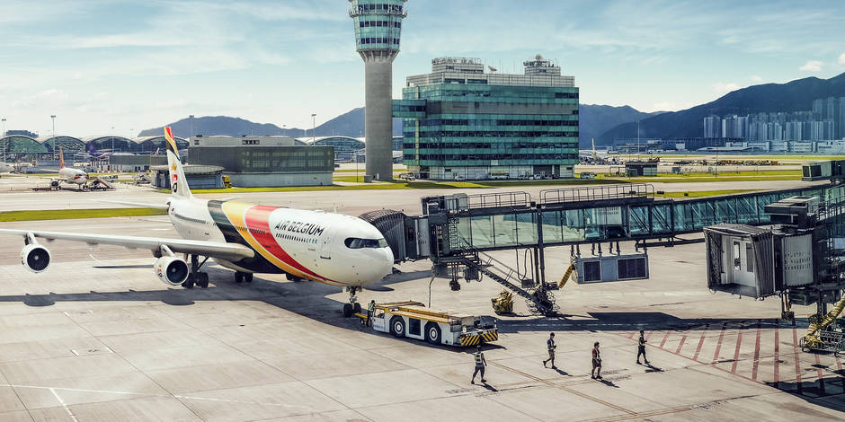 Air Belgium effectuera son premier vol direct vers Hong Kong le 30 avril