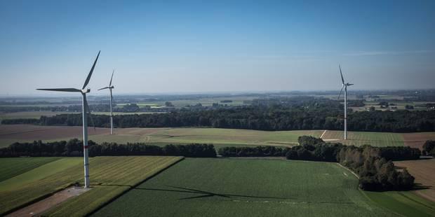 La moitié de l'électricité verte belge provient de l'étranger - La Libre