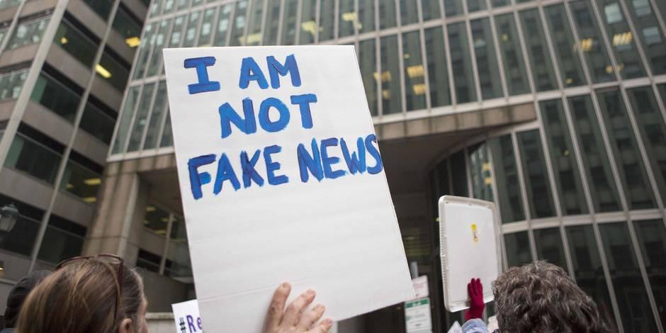 """Fake news: RSF propose de """"labelliser"""" les médias fiables"""